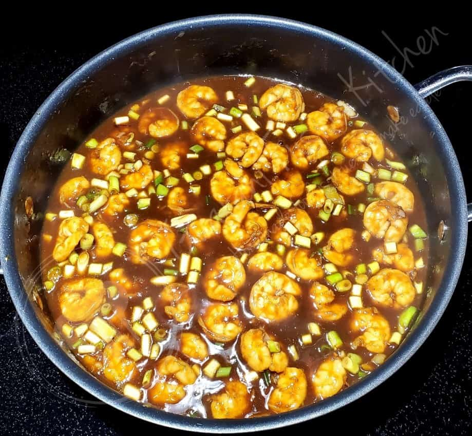 Quick and Healthy Honey Garlic Shrimp