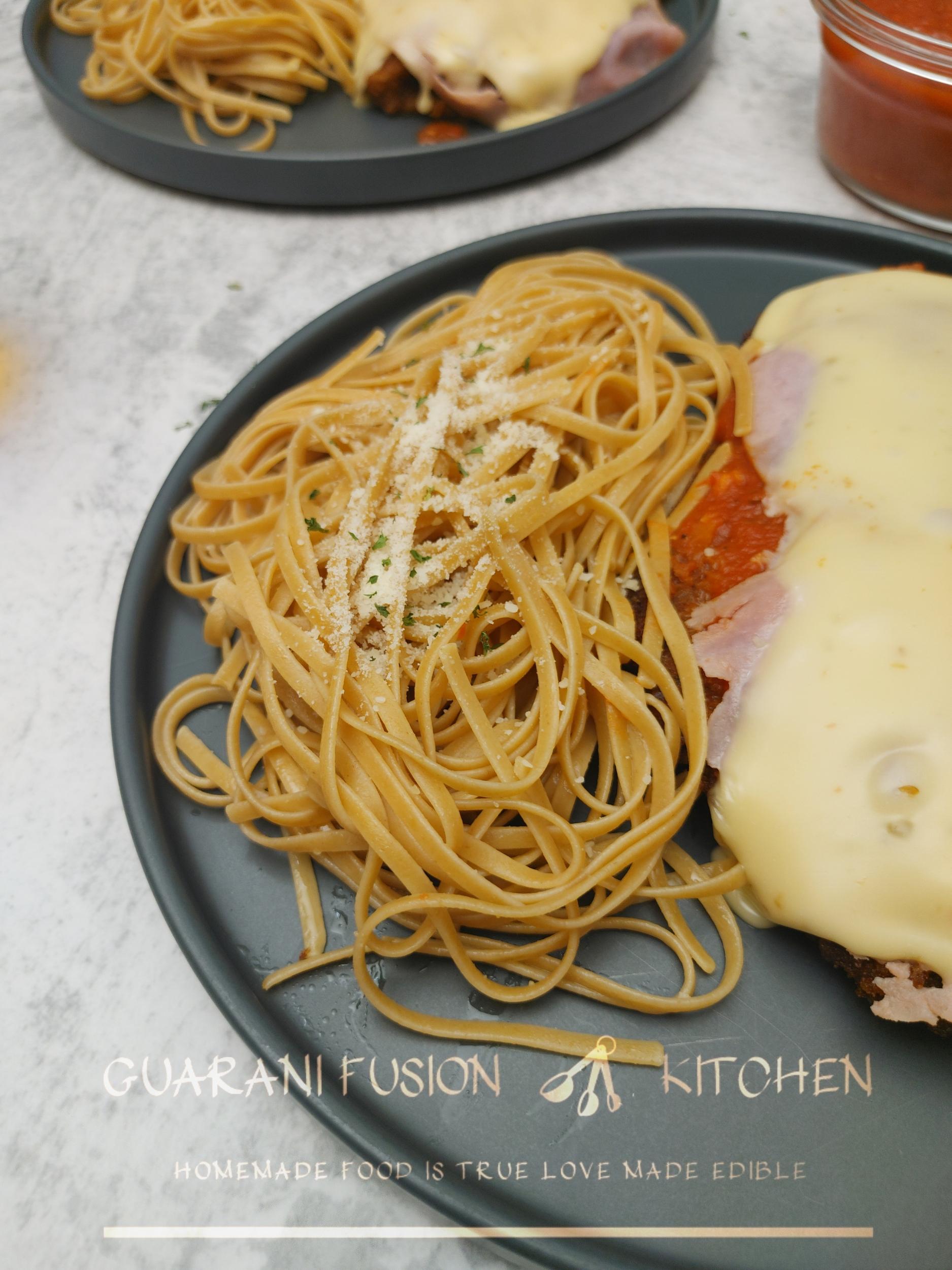 Milanesa de Pollo a la Napolitana | Napolitan Chicken Milanese